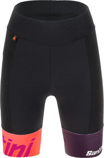 Santini Santini Ironman Cupio Women's Triathlon Shorts Color: Black