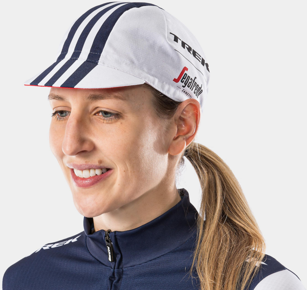 Santini Santini Trek-Segafredo Team Cycling Cap Color: White