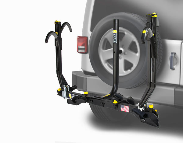 Saris Freedom Superclamp 2 Bike Spare Tire Mounted Rack