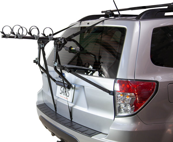 Saris Guardian 3-Bike Trunk Rack