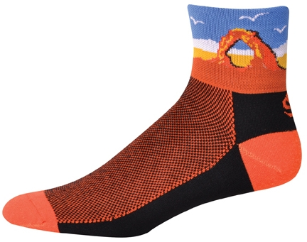 Save Our Soles Utah 2.5-inch Color: Orange
