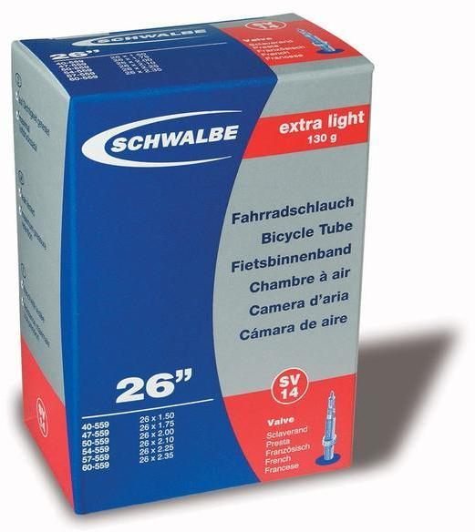 Schwalbe 20-Inch Tube (Extra Light Casing)
