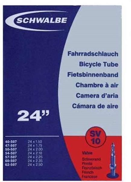 Schwalbe 24-inch Presta Valve Tube