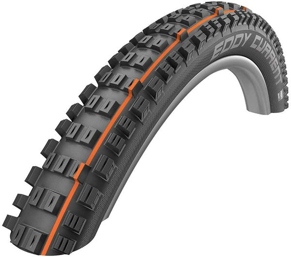 Schwalbe Eddy Current Color: Black