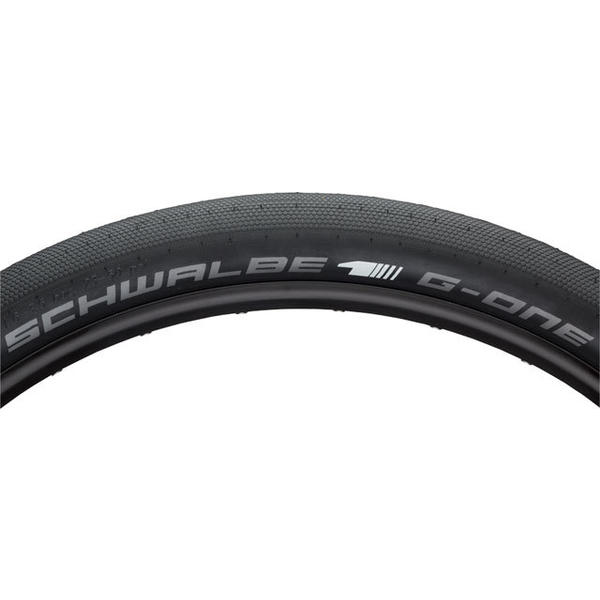 Schwalbe G-One Speed 29-inch Tubeless Compatible Color: Black