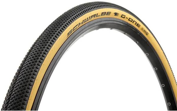 Schwalbe G-One Allround 700c Color: Tanwall
