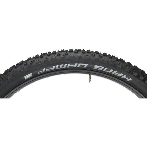 Schwalbe Hans Dampf Performance 26-inch Tubeless Ready Color: Black
