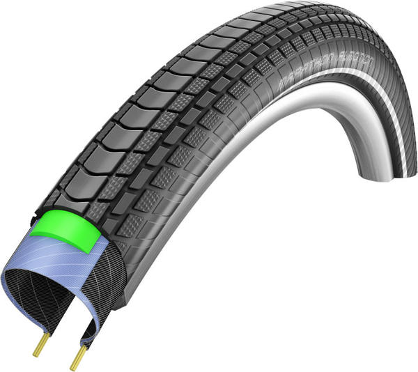 Schwalbe Marathon Almotion 700c Tubeless Color: Black