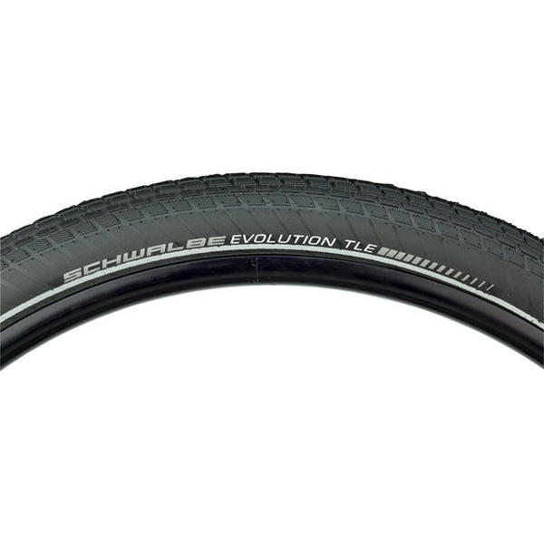 Schwalbe Marathon Almotion Evolution Line 29-inch Tubeless Compatible Color: Black