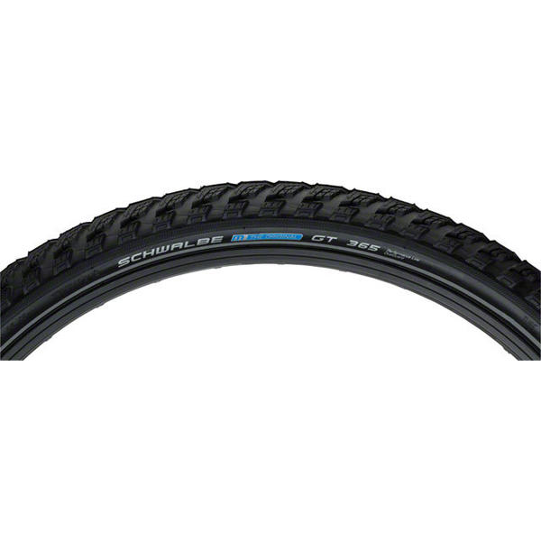 Schwalbe Marathon GT 365 Performance Line 26-inch Color: Black/Reflective