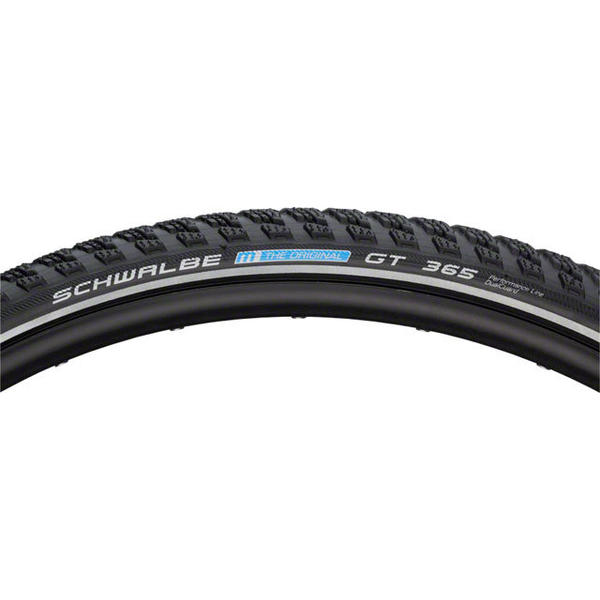 Schwalbe Marathon GT 365 700c Color: Black/Reflective