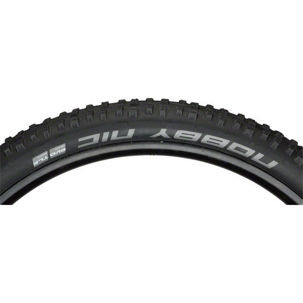Schwalbe Nobby Nic Addix Evolution 26-inch Tubeless Compatible Color: Black