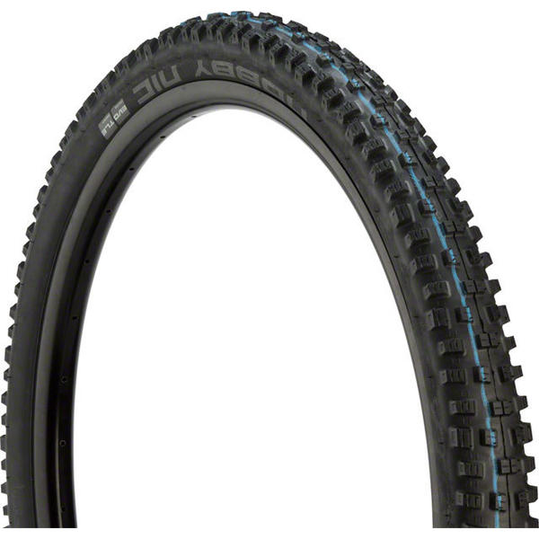 Schwalbe Nobby Nic Addix - Evolution Line 27.5-inch Tubeless Easy Color: Black