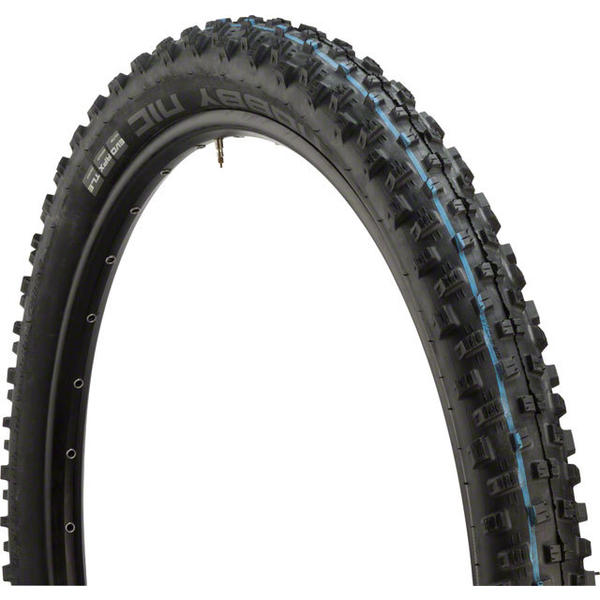 Schwalbe Nobby Nic Addix - Evolution Line Plus Apex 27.5-inch Tubeless Easy Color: Black
