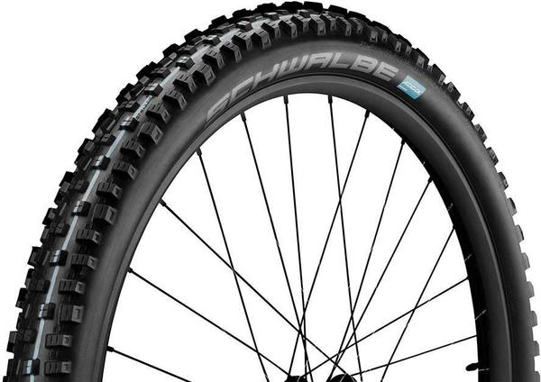 Schwalbe Nobby Nic Addix Tubeless 27.5-inch Bead | Color | Model | Size: Folding | Black | Addix Performance | 27.5 x 2.35