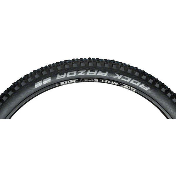 Schwalbe Rock Razor Addix - Evolution LIne 27.5-inch Tubeless Easy Color: Black