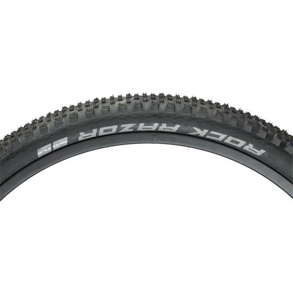 Schwalbe Rock Razor Addix - Evolution Line 29-inch Tubeless Compatible Color: Black