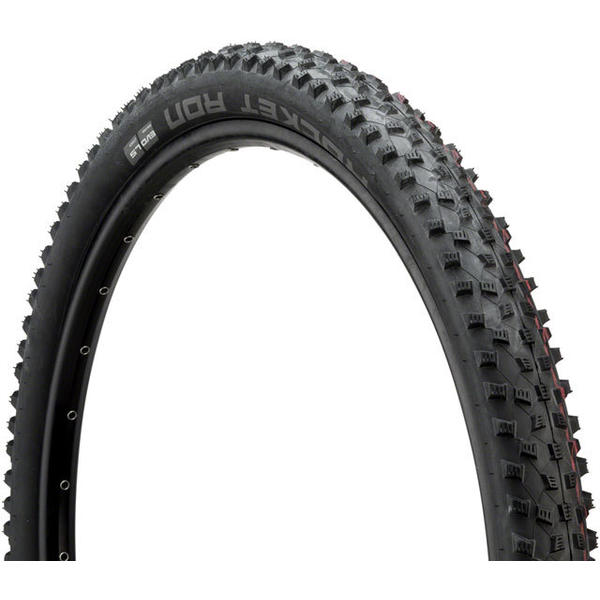 Schwalbe Rocket Ron Addix - Evolution Line 27.5-inch Tubeless Easy Color: Black