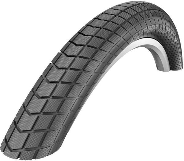 Schwalbe Super Moto-X 20-inch Color | Model | Size: Black | Dual | 20 x 2.40