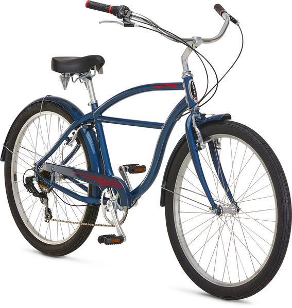 Schwinn ALU 7 Color: Denim Blue
