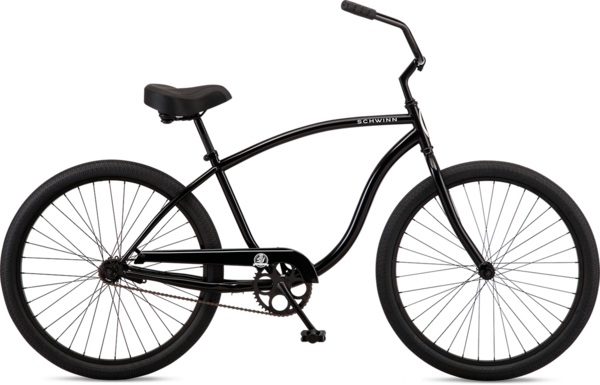 Schwinn S1 Cruiser Color: Black