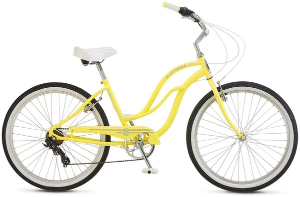 Schwinn S7 Color: Daisy Yellow