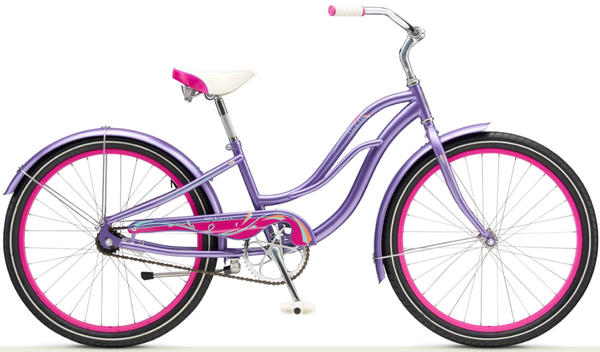 Schwinn Sprite (24-inch) Color: Daisy Haze Purple