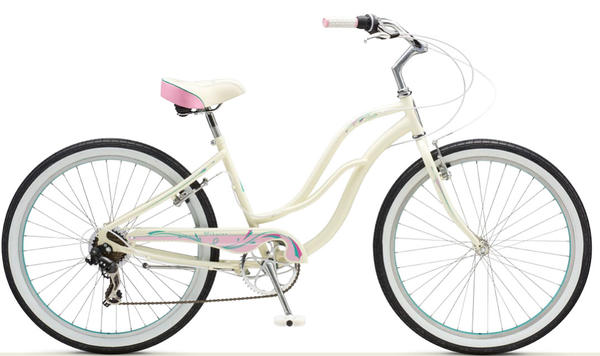 Schwinn Sprite Color: Vintage White