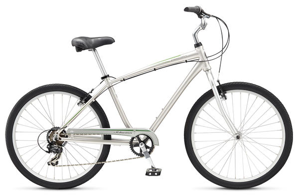 Schwinn Streamliner 2 Color: Silver