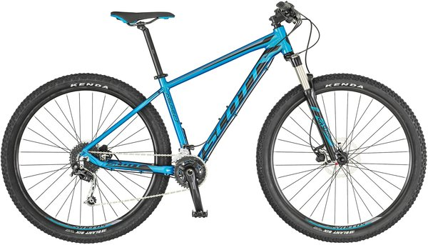 Scott Aspect 930 Color: Blue/Grey