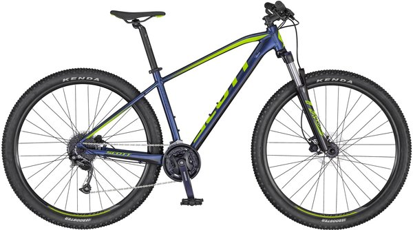 Scott Aspect 950 Color: Dark Blue/Green