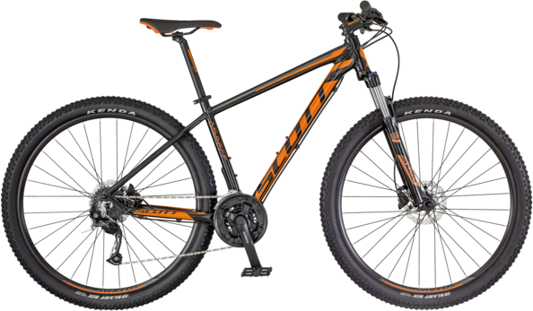 Scott Aspect 950 Color: Black/Orange