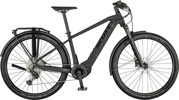 Scott Axis eRIDE 10 Men Color: Grey