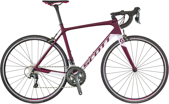 Scott Contessa Addict 35 Color: Pink/White