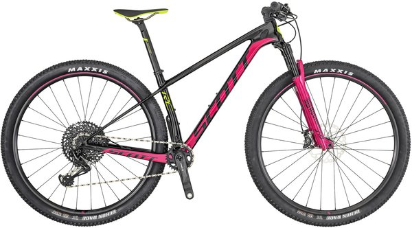Scott Contessa Scale RC 900 Color: Black/Pink