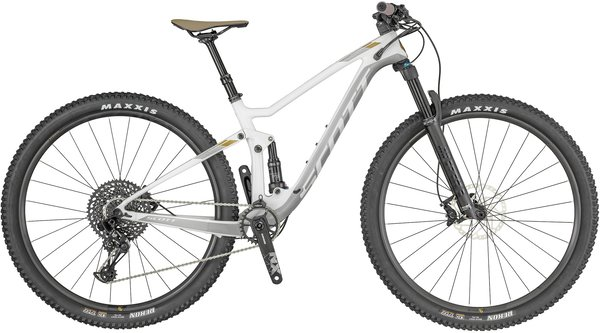 Scott Contessa Spark 910 Color: White/Silver