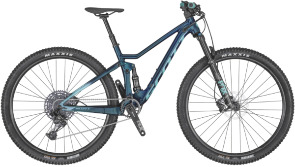 Scott Contessa Spark 920 Color: Blue