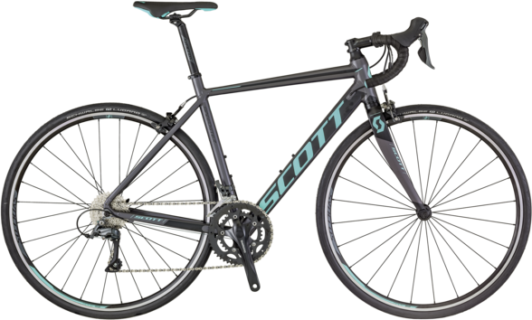 Scott Contessa Speedster 35 Color: Black/Blue