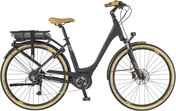 Scott E-SUB Activ Unisex Rack Type Bike