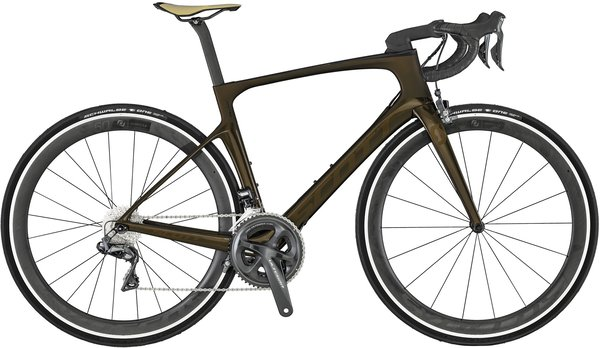 Scott Foil 10 Color: Bronze