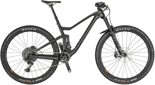 Scott Genius 910 Color: Black/Grey