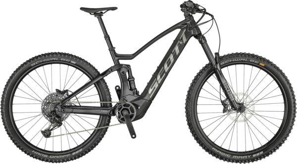 Scott Genius eRIDE 900 Color: Dark Grey