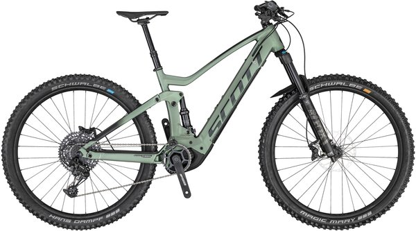 Scott Genius eRIDE 920 Color: Green