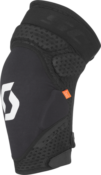 Scott Grenade Evo Hybrid Knee Guards Color: Black