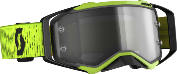 Scott Prospect LS Goggle Color | Lens: Black/Yellow | Light Sensitive Grey Works