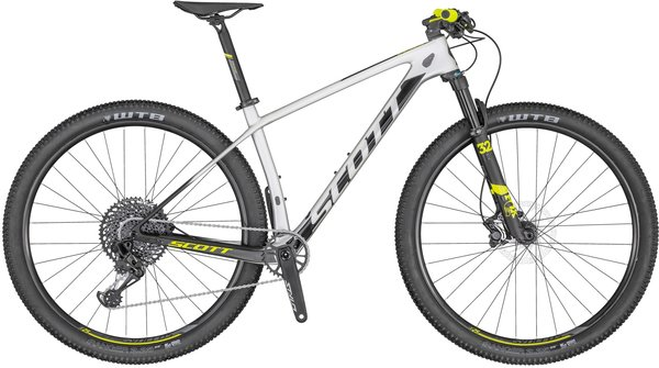 Scott Scale 920 Color: White/Black/Yellow