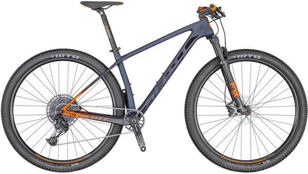 Scott Scale 930 Color: Blue/Orange