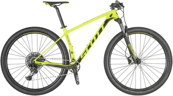 Scott Scale 940 Color: Yellow/Black