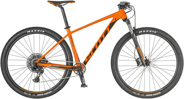 Scott Scale 960 Color: Orange/Black