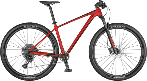 Scott Scale 970 Color: Red